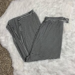 Tera By Vince Camuto Striped Maxi Skirt XS